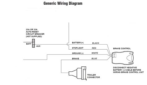 generic wiring diagram free wiring diagrams