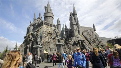 theme park harry potter what s left for j k rowling to conquer with expanding