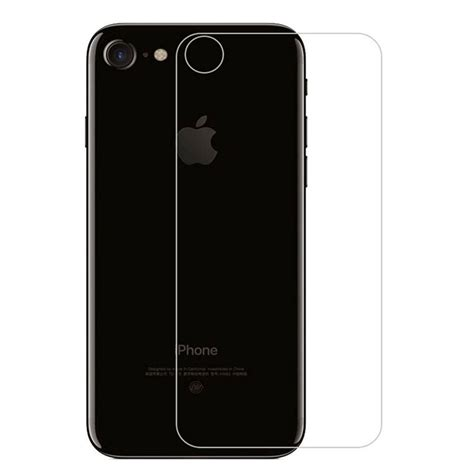 Iphone 8 Back Tempered Glass back side tempered glass iphone 7 8 bhcase