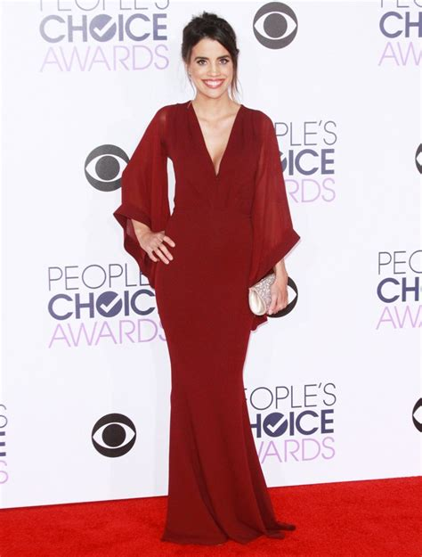 natalie morales 2016 natalie morales picture 36 people s choice awards 2016