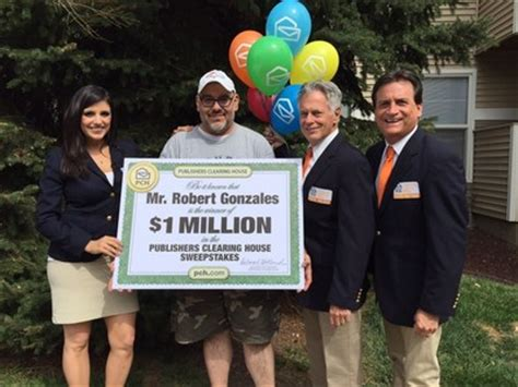 Publishers Clearing House Prize Patrol - colorado man gets shock of a lifetime as prize patrol arrives with 1 000 000