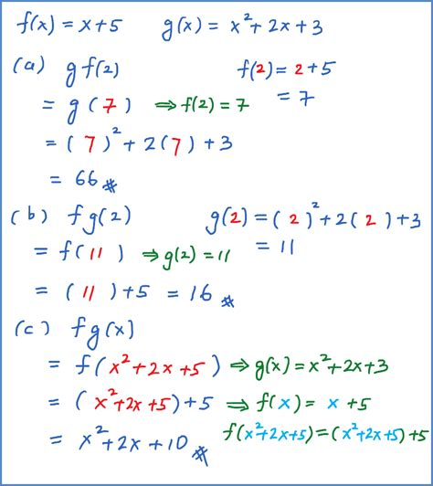 composite function exle 1 spm additional mathematics