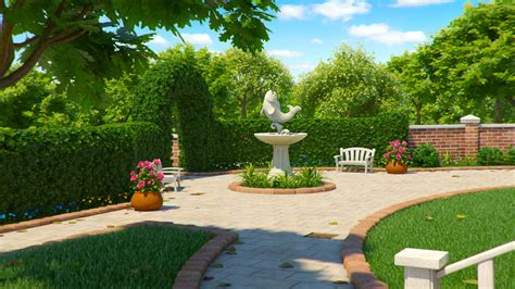 Gardenscapes On Gardenscapes New Acres On Behance