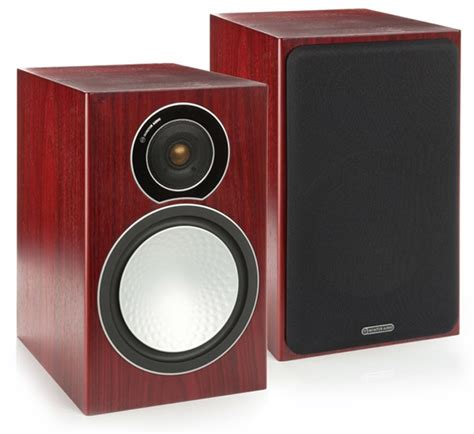 monitor audio silver 1 bookshelf loudspeaker review