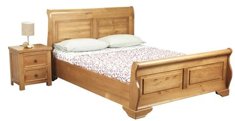 wooden electric adjustable king size 5ft dual or non dual pine sleigh bed ebay