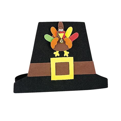 hat crafts for pilgrim hat craft kit trading