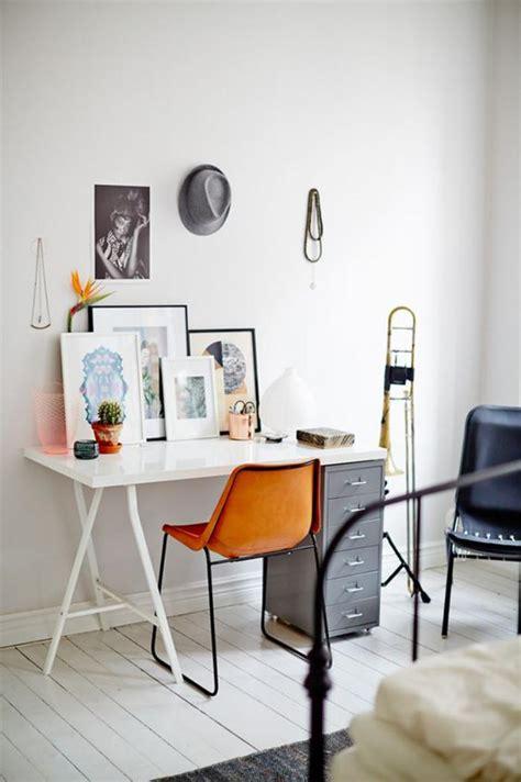 le petit bureau am 233 nagement d un petit espace de travail le bureau style