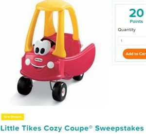 Toy Sweepstakes 2016 - pers little tikes cozy coupe sweepstakes sweeps maniac