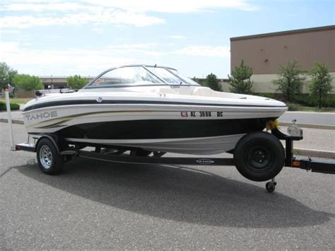 tahoe boats q4 tahoe boats q4 sport fish boats for sale