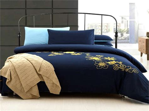 blue and yellow bedding navy blue and yellow bedding 28 images yellow and navy
