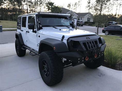 wide jeep fab fours full width grumper for 07 18 jeep wrangler jk