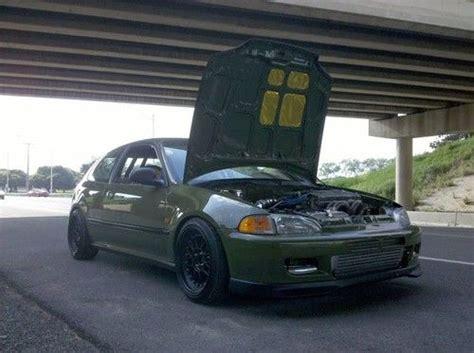 sell   honda civic hatchback dx turbo bmw urban