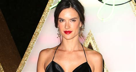 Alessandra Ambrosio Does Vegas by Alessandra Ambrosio Has Glam Out At W Las Vegas