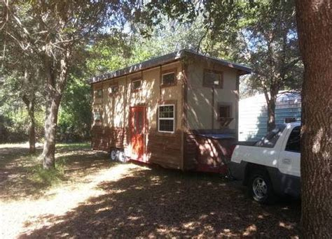 tiny house craigslist 256 sq ft tiny house on wheels for sale