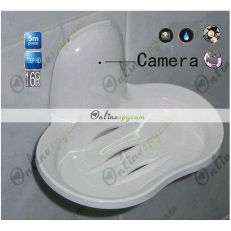 spy bathroom video new bathroom spy soap box hidden camera dvr 16gb 1280x720p