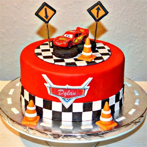 Cars Themed Birthday Cake Ideas by Disney Cars Lighting Mcqueen Cake Awandes Bdae Pinte