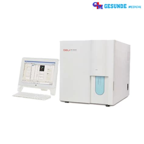 Kursi Roda Mesin alat automatic hematology analyzer toko medis jual alat