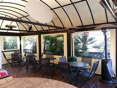 chiudere la veranda chiudere la veranda possibili alternative la pergola