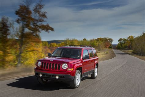 Jeep Compass Vs Patriot 2014 Jeep Patriot The About Cars