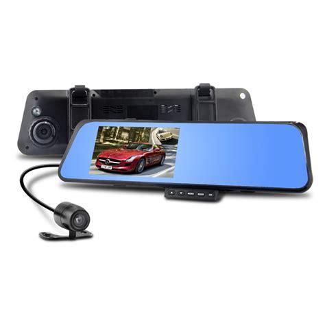 Car Dvr Blackbox Hd 1080p Kamera Mobil Auto On Record Bagus car dvr mirror 1080p dual dash silicon pk