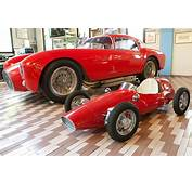 Ferrari F1 Pedal Car  Panini Maserati Collection