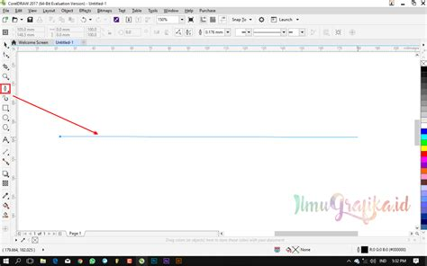 teks prosedur cara membuat anak tutorial coreldraw dasar membuat teks melengkung dengan