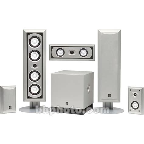 yamaha ns fp complete  piece speaker system ns fp bh