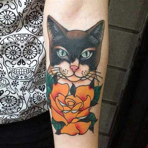 cat tattoo designs tumblr 15 cool cat tattoo 187 tattoosideen com