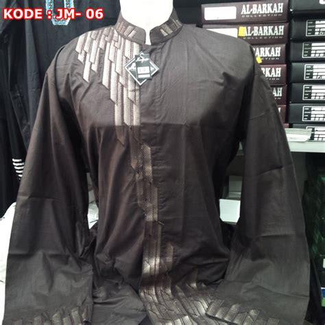 Baju Muslim Pria Alutfi Jumbo 2 baju muslim pria ukuran jumbo big size 2l 3l dan 4l
