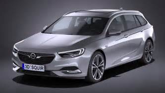 Opel Insignia Sports Tourer Opel Insignia Sports Tourer 2017 Squir