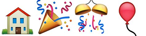 celebration emoji png guess up emoji house party game solver
