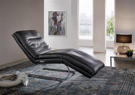 absolute chaise longue relax lit de jour sur batterie