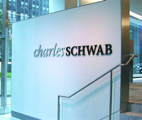 schwab bank looking for competitive advantages the schwab company
