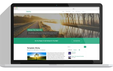 wordpress templates church