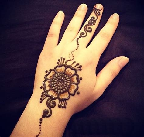 henna design for hands simple 15 latest floral henna mehndi designs for hands bling