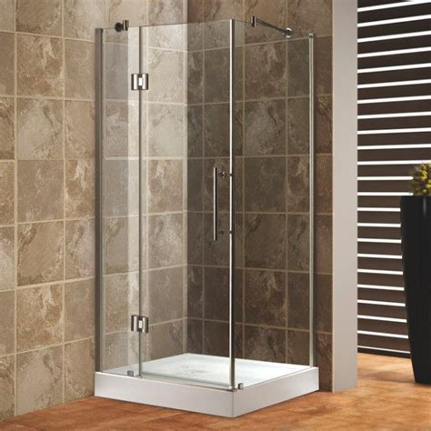 36 Inch Corner Shower Stall 36 Quot X 36 Quot Square Corner Shower Enclosure Shower