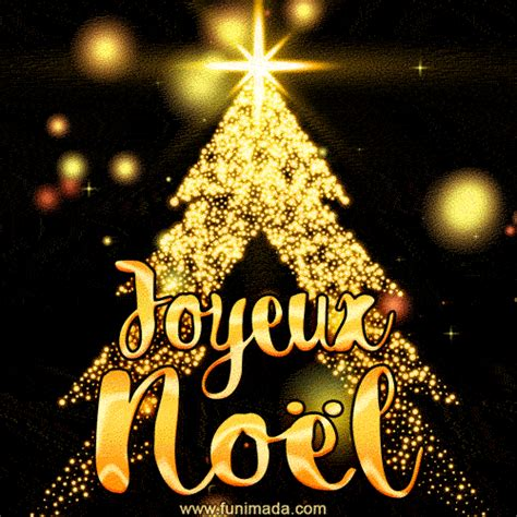joyeux noel gif merry christmas  french   funimadacom