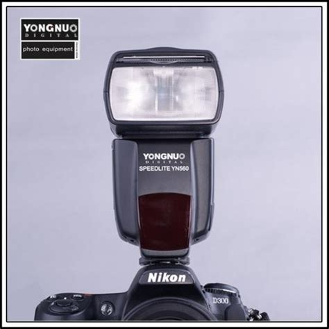 Flash Yongnuo 560 yongnuo yn 560 yn560 flash speedlight speedlite for nikon