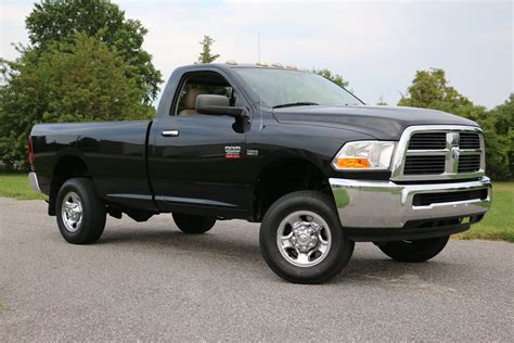 2011 ram 2500 hemi 2011 dodge ram 2500 slt regular cab for sale 5 7l hemi