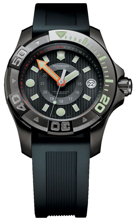 Swiss Army Sa 081 Black swiss army dive master 500 s model 241555