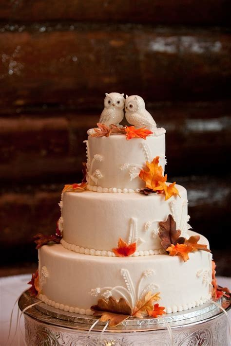 5 Ideas for Amazing Autumn Wedding Cakes   Autumn Weddings