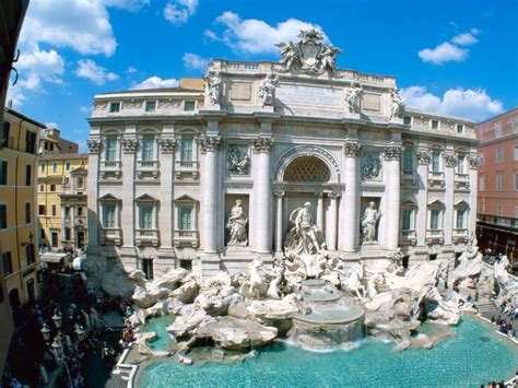 best place in rome fontana di trevi the best places to visit in rome italy