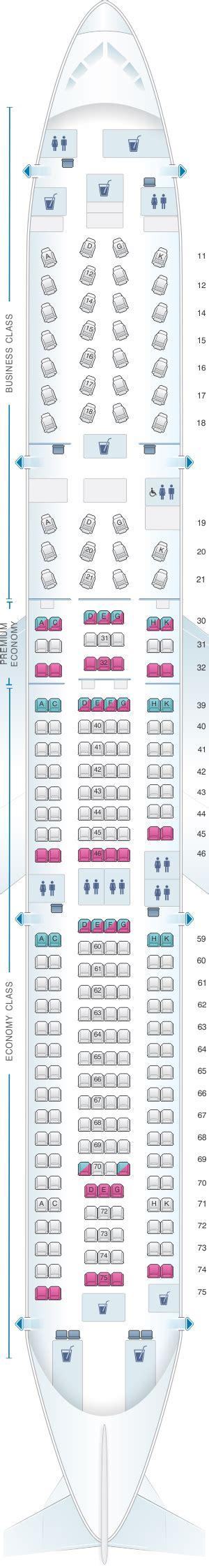 a330 seat map cathay pacific seat map cathay pacific airways airbus a330 300 33k