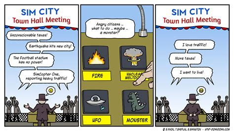 Simcity Meme - up up down down sim city 2000