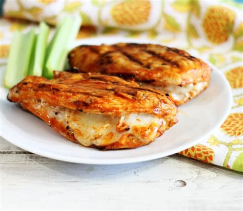 grilled hot cheesy chicken breast best healthy boneless