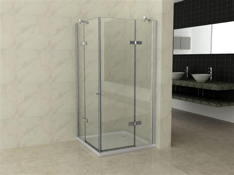 cabine doccia in vetro cabina doccia con due ante battenti 8 mm spessore vetro