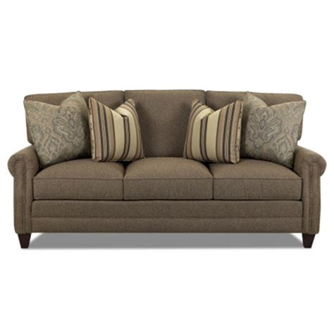 Comfort Designs Furniture by Comfort Design Cl7000 S Camelot Leather Sofa Discount