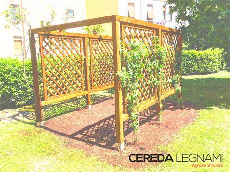 pergole da terrazzo pergole da terrazzo e giardino in legno 3 cereda legnami