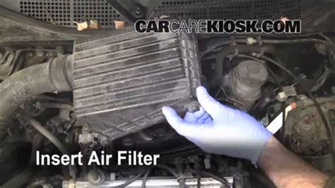 1996 honda civic air filter air filter how to 1996 2000 honda civic 1997 honda