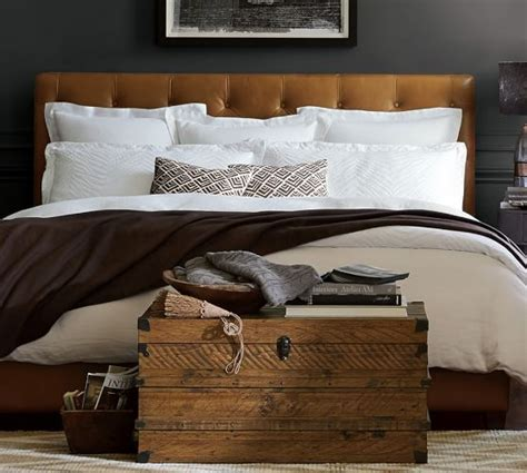 lorraine tufted headboard lorraine leather bed and bed headboards on pinterest